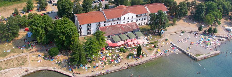 Охридское озеро.