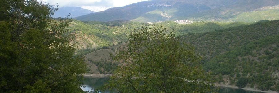 Река Радика недалеко от Маврово